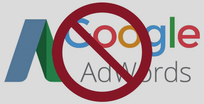 AdWords Account Suspended Circumventing